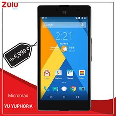 Refurbished Micromax YU Yureka Plus - Other Smartphones Smartphone