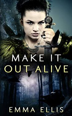 Make It Out Alive tells the story of Violet, a young girl living in a fantasy world who has been forced through circumstances out of her control, to live by stealing essential food and goods just to ensure that she and her witch grandmother survive from day to day.
