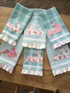 Ruffled Towel: A Cute & Fun DIY!