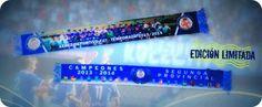 Por sólo 10 € te puedes hacer con una de las últimas bufandas que quedan del ascenso del Xerez Deportivo FC