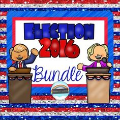 The 2016 election promises to present some tricky navigation for elementary teachers. Our kids will hear things about the candidates and the election at home, and may bring the discussion and questions into class with them. It can be hard to decide how to handle it all inside our classrooms.This resource will get your students talking about what issues are important to them, will allow them to learn and think about each candidate, explore some of the terms and practices associated with the…