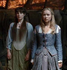 The Musketeers - Queen Anne and Constance