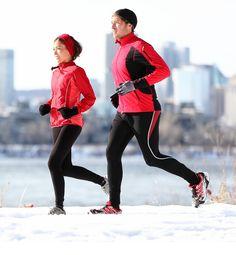 Winter running vest mens