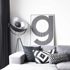Livingroom | Poster | Playtype