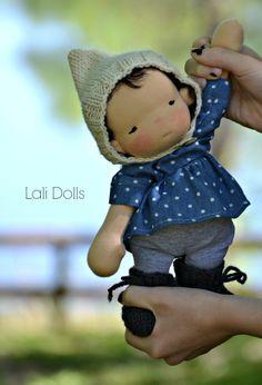 Awww... Cupcake Dolls, Sewing Dolls, Fairy Dolls, Soft Dolls, Diy Doll, Handmade Toys, Doll Accessories, Doll Patterns, Beautiful Dolls