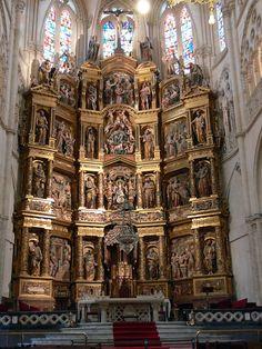 Catedral de Burgos                                                                                                                                                                                 Más