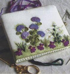 silk ribbon embroidery designs - Buscar con Google