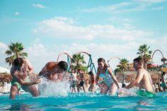 52 Ideas De Parque Warner Beach Playa Parques Warner Madrid