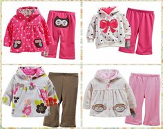 Pretty Clothes For Newborn Girls - http://www.ikuzobaby.com/pretty-clothes-for-newborn-girls/