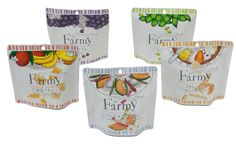 Farmy Bean Chips, Packaging Design, Packing, Edamame, Mugs, Lava, Gifts, American, Natural