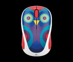 Logitech Colorful Play Collection 무선 마우스 M238.