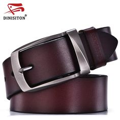 DINISITON Genuine leather belt //Price: $15.50 & FREE Shipping // #hashtag2