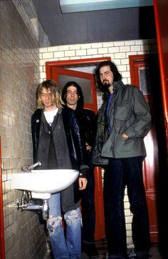 Nirvana in de toiletten van de Vooruit Gent
