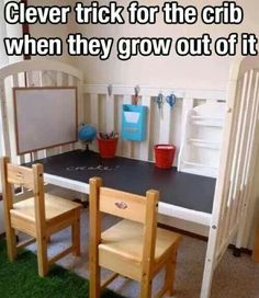 Old cot