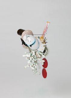 JO, Min-ji  2013  Jewelry Representing 'Coexistence' of Living Organisms.    NO.10