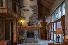 Philadelphia Stone Bank Barn - Fairytale Style Homes