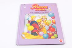 She Ra the Princess of Power - MOTU - Picture Book - Queen of the Ball  The Pink Room  170113 by ThePinkRoom