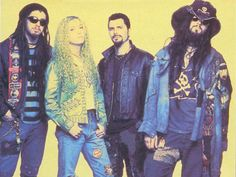 White Zombie in 1995. One of my favorite shows to date