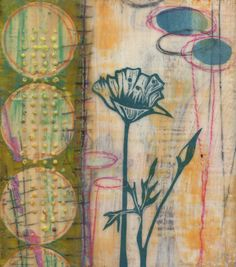 Beautiful encaustic art by Amy Stoner