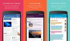 #Pingpad, uma #aplicação que torna a partilha de notas numa tarefa simples. O #download desta #app é #gratuito e está disponível para #Android e #iOS.