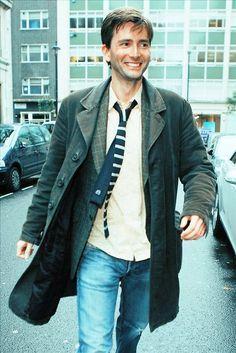David Tennant. JUST LOOK AT HIM! Perfection