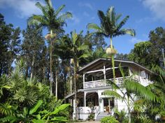 My ideal Hawaiian Plantation Home