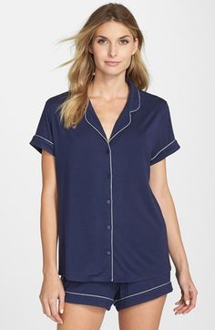 Nordstrom+'Moonlight'+Short+Pajamas+available+at+#Nordstrom