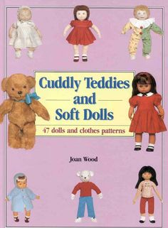 Cloth Dolls & Teddies - casinhaflorida - Álbumes web de Picasa