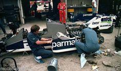 BMW-F1-TURBO-ENGINE-NELSON-PIQUET-TEO-FABI-1984-BRITISH-GRAND-PRIX-GP-PHOTOGRAPH Teo Fabi, Jochen Rindt, British Grand Prix, Bmw, Formula One, Baby Strollers, Monster Trucks, Engineering, Racing