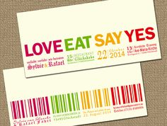 Einladungs Design auf Pinterest  Einladungen, Hochzeitseinladungen ...