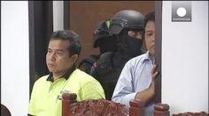 El francés condenado a muerte en Indonesia por tráfico de drogas no escapa del corredor de la muerte