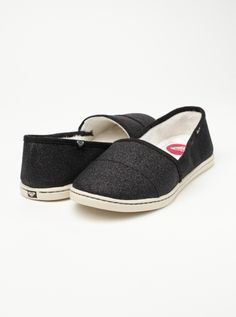 Pier Fur Shoes - Roxy