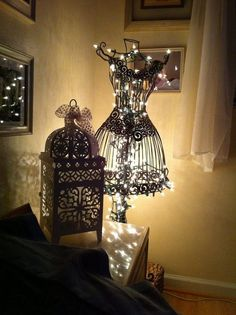 82 Best Wire Dress Form Design Ideas Images Christmas Tree