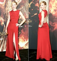 Elizabeth Banks at the 'The Hunger Games: Mockingjay Part 1' preview