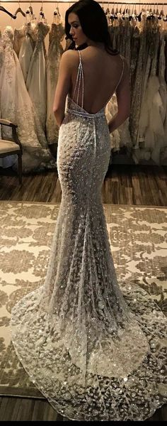 Stunning wedding dress 2017