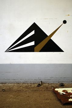 Geometric graffiti