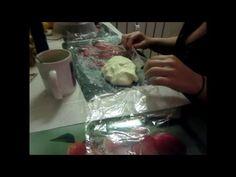 Süthető gyurma készítése - YouTube