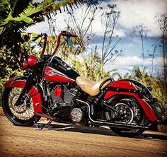 "236 curtidas, 3 comentários - Harley-Davidson Softail (@softailgram) no Instagram: ""Thanks for sharing: [ @fiftyninerscustoms ] ••••••••••••••••••••••••••••••••••••••••••••••• Follow…"""