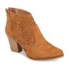 8cebb1d12aada8 Bottines MARRON GRANDS BOULEVARDS - Bottines et boots - Femme Vente De  Chaussures, Chaussures Homme