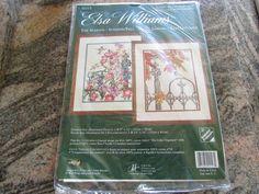 COUNTED CROSS STITCH KIT, ELSA WILLIAMS, THE SEASONS - SUMMER/FALL #JCA #THESEASONSSUMMERFALL eBay item number:131567838733