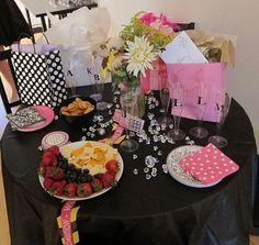 Mary Kay Bachelorette Party - good idea! www.marykay.com/bobbibanks  www.facebook.com/marykaybobbi