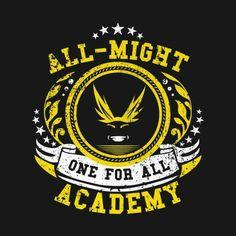 All Might / Toshinori Yagi / Boku no hero académia