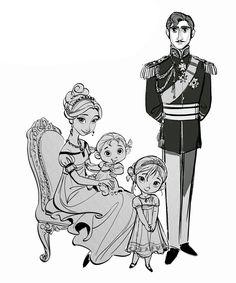 JinKim_Frozen_3 ✤ || CHARACTER DESIGN REFERENCES | • Find more at https://www.facebook.com/CharacterDesignReferences & http://www.pinterest.com/characterdesigh if you're looking for: bandes dessinées, dessin animé
