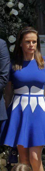 księżniczka Monako Stephanie [10.05.2015 rok]