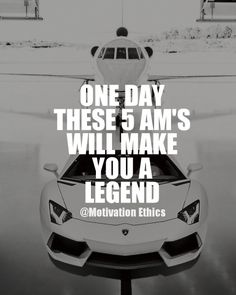 legend quotes wake up early be a hardworking legend sportsperson achiever winner 5 am