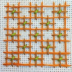 Week 30 of the : Torocko Stitch — Badass Cross Stitch Herb Embroidery, Blackwork Embroidery, Embroidery Stitches Tutorial, Machine Embroidery Projects, Embroidery Techniques, Cross Stitch Embroidery, Embroidery Patterns, Japanese Embroidery, Art Patterns