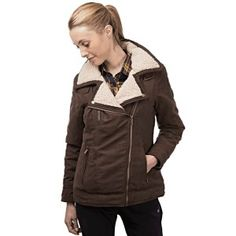 Craghoppers Womens Gatenby Waterproof Jacket The Craghoppers Women s Gatenby Jacket perfectly combines fashion and functionality making it a great choice this season The outer fabric is a soft faux-suede giving the jacket a chic look and feel Be http://www.MightGet.com/january-2017-11/craghoppers-womens-gatenby-waterproof-jacket.asp