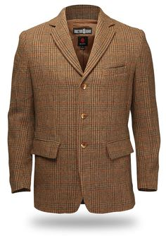 ThinkGeek :: Doctor Who 11th Doctor's (Matt Smith) Jacket - Officially Licensed BBC Costume replica $329.99