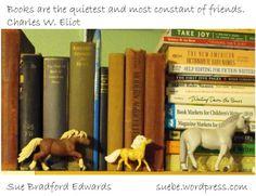 Books, books and more books!  #reading #writing #books