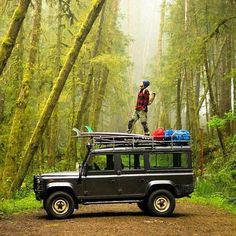 Land Rover Freedom.